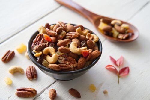 6 soorten noten die je energie geven