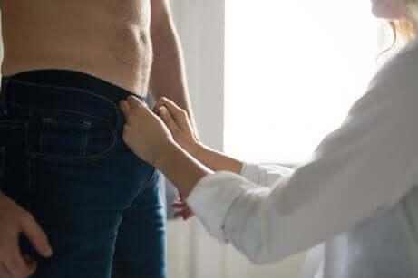 Seksistisch gedrag dat niet acceptabel is