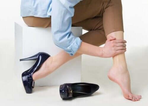 5 gezonde gewoonten om spataderen te verlichten