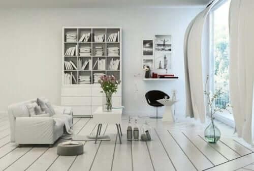 Ontdek hoe je je huis met neutrale tinten kunt decoreren