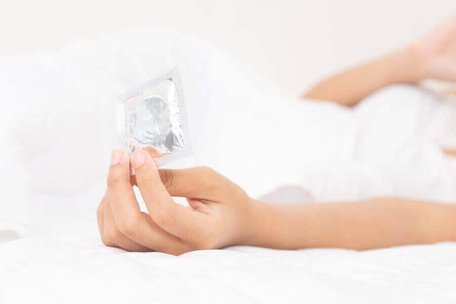 Het condoom wordt het meest gebruikt door mannen