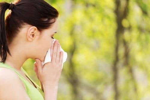 De 5 beste natuurlijke remedies voor een pollenallergie