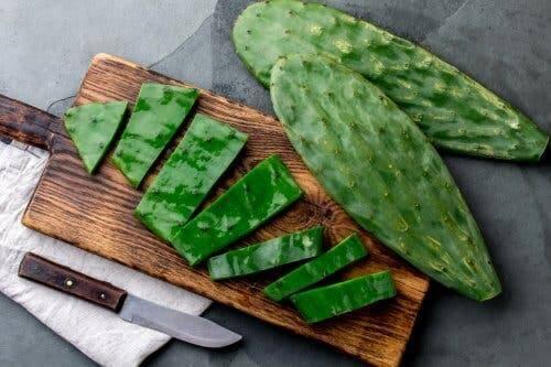 Een natuurlijke remedie met cactusvijg