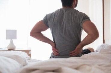 Een ontstoken heupzenuw: symptomen en remedies