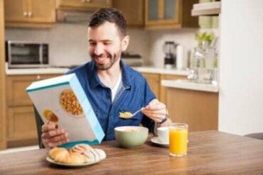 Zijn ontbijtgranen gezond of ongezond?