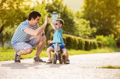 Help je kind bij het verhogen van zijn eigenwaarde