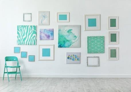 Unieke decoraties met foto's in verschillende formaten