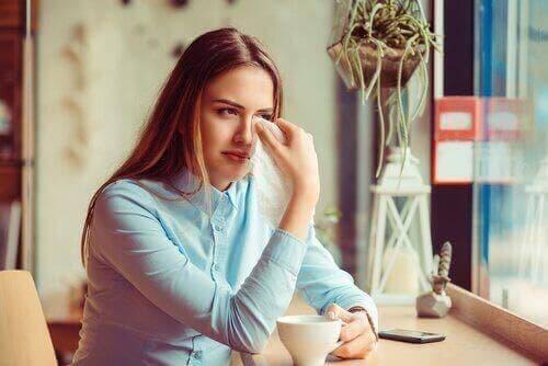 Depressie na een relatiebreuk