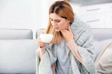 3 manieren om bronchitis te bestrijden met tijm