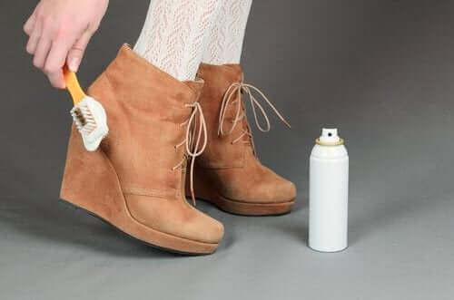 Je schoenen beschermen