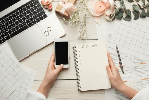 Het voorbereiden van je gastenlijst voor je bruiloft