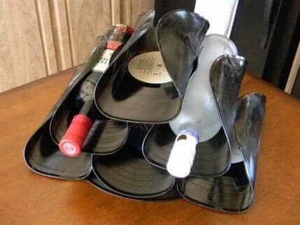 Decoreren met vinylplaten