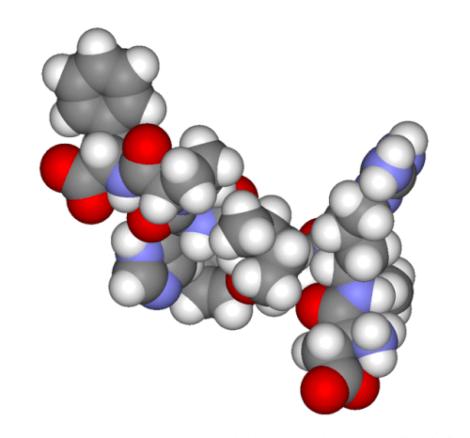 Een afbeelding van een androgen