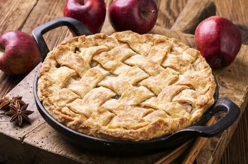 Maak deze overheerlijke appeltaart