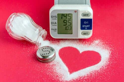 Ondersteun je hart met zes soorten natriumarm voedsel