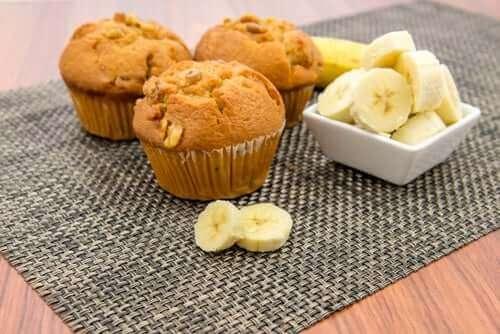 Veganistische muffins