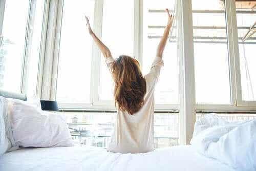5 sleutels om de dag energiek te beginnen