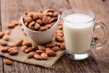 Amandelmelk voor kinderen: voor- en nadelen