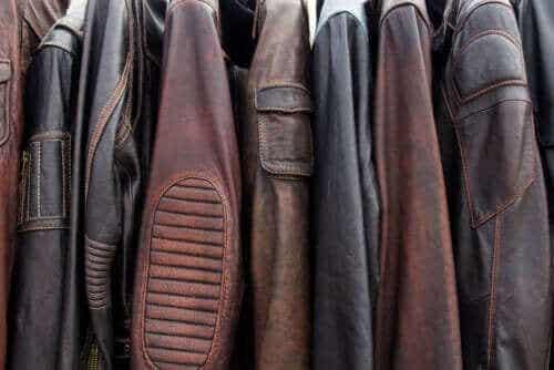 Vijf manieren om een leren jas schoon te maken