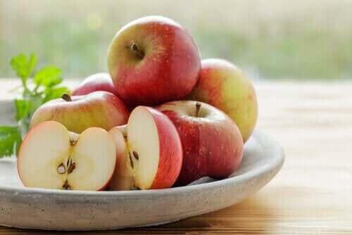 Appels voor brandend maagzuur