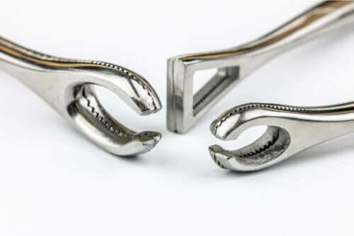 Tools om te piercen van roestvrij staal
