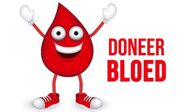 Doneer jij al bloed