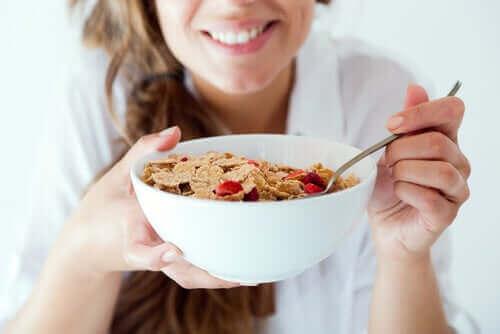 Een goed ontbijt voor meer energie