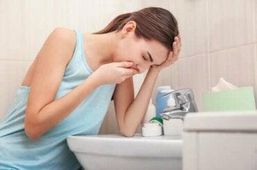 Braken na het innemen van de anticonceptiepil