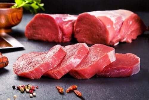 Rood vlees moet je vermijden