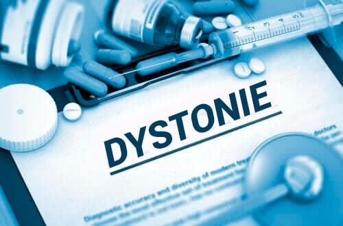 Verschillende soorten dystonie bij kinderen