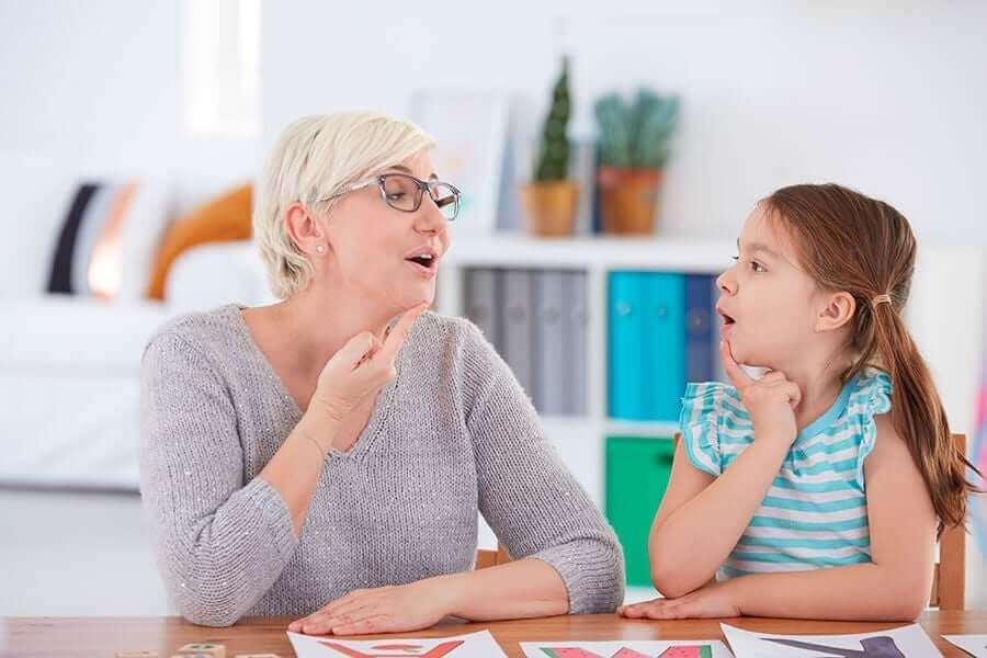 Spraaktherapie kan helpen bij deze spraakstoornis