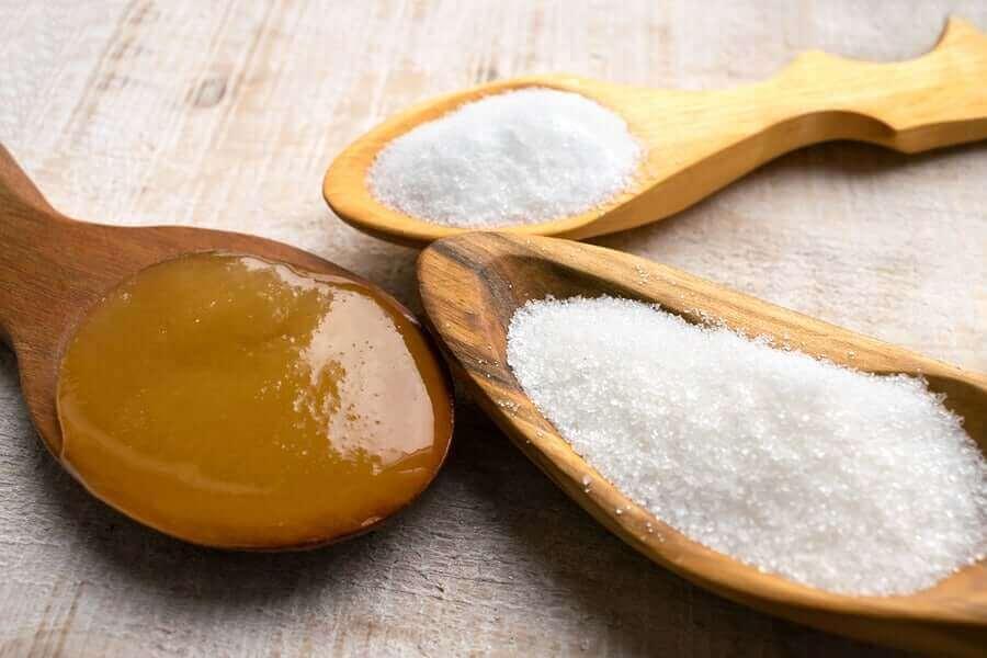 De verschillen tussen glucose en fructose