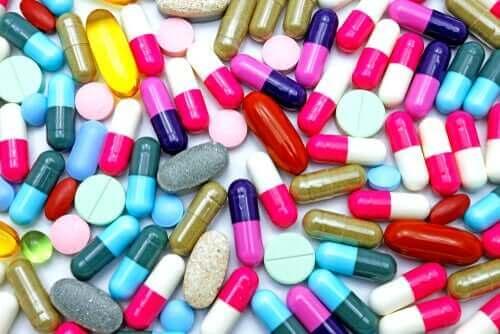 Pillen in allerlei vormen en maten