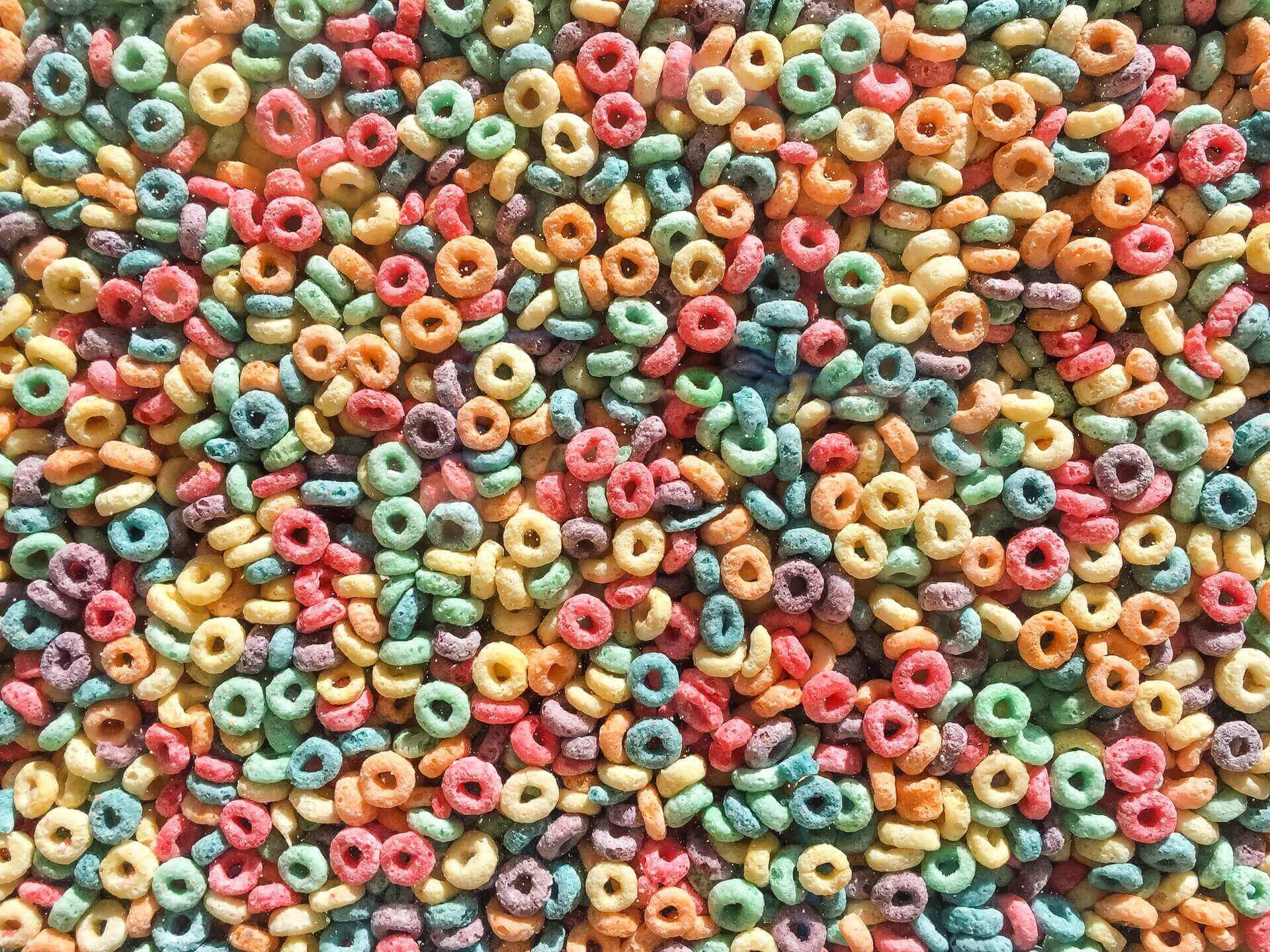 Ontbijtgranen voor kinderen