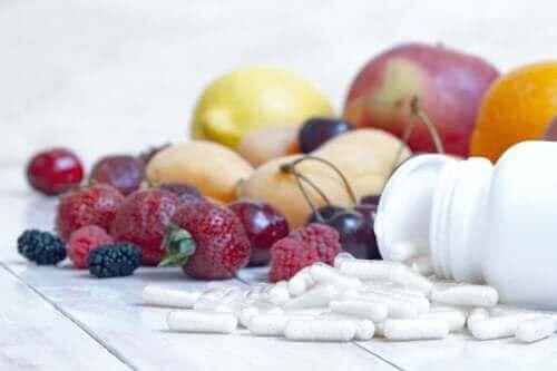 Hypervitaminose: een overschot aan vitamines