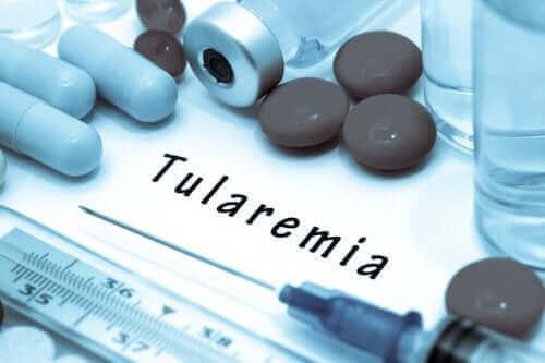 De oorzaken en symptomen van tularemie