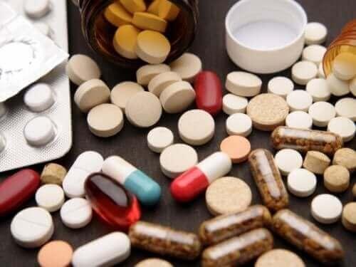 Pillen en capsules