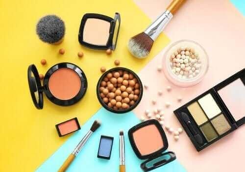 Cosmetica bevat ook conserveermiddelen