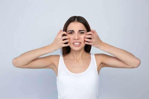 Dermatitis perioralis: symptomen en behandelingen