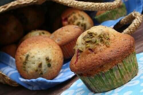 Heerlijke glutenvrije muffins