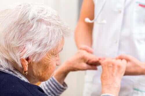 Zorg voor rust bij de patiënt
