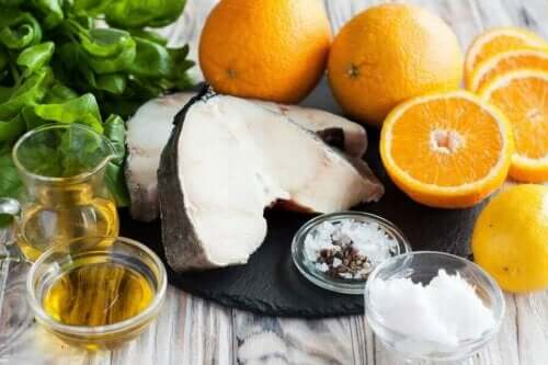 Recept voor gegratineerde kabeljauw met mayonaise