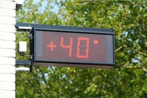 Hoe extreme temperaturen het menselijk lichaam beïnvloeden