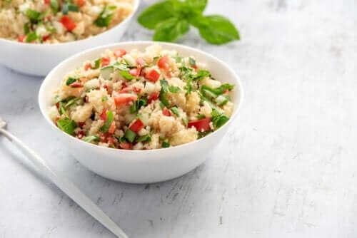 Een eenvoudig recept voor groentecouscous