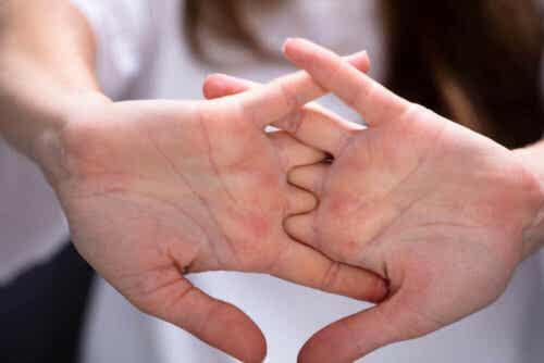 Gezonde handen