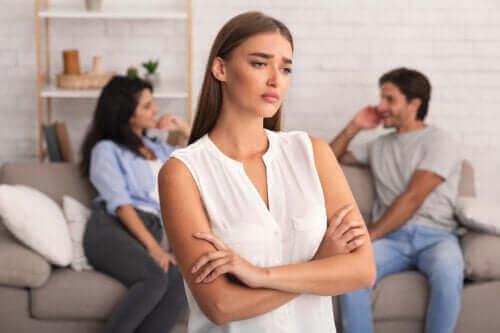 Het Rebecca-syndroom: jaloezie over je ex