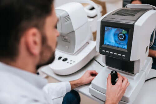 Kenmerken van retinitis pigmentosa