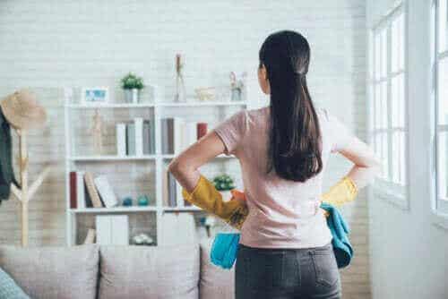 Gebruik de 20/10-methode om je huis te organiseren