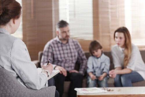 Wanneer is gezinstherapie noodzakelijk?