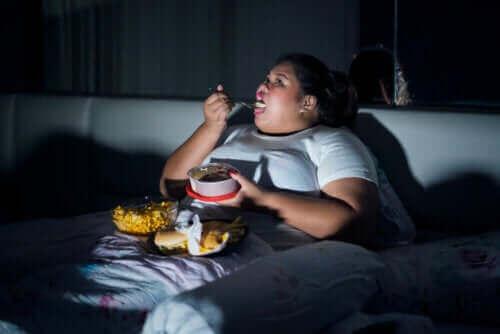 De rol van melatonine bij het beheersen van obesitas